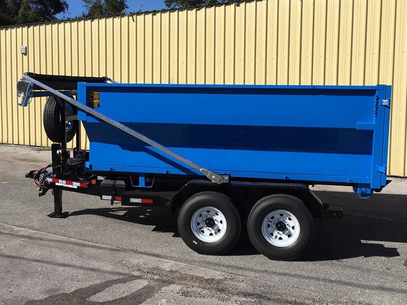 Roll Off Trailers For Sale U Dump Roll Off Package