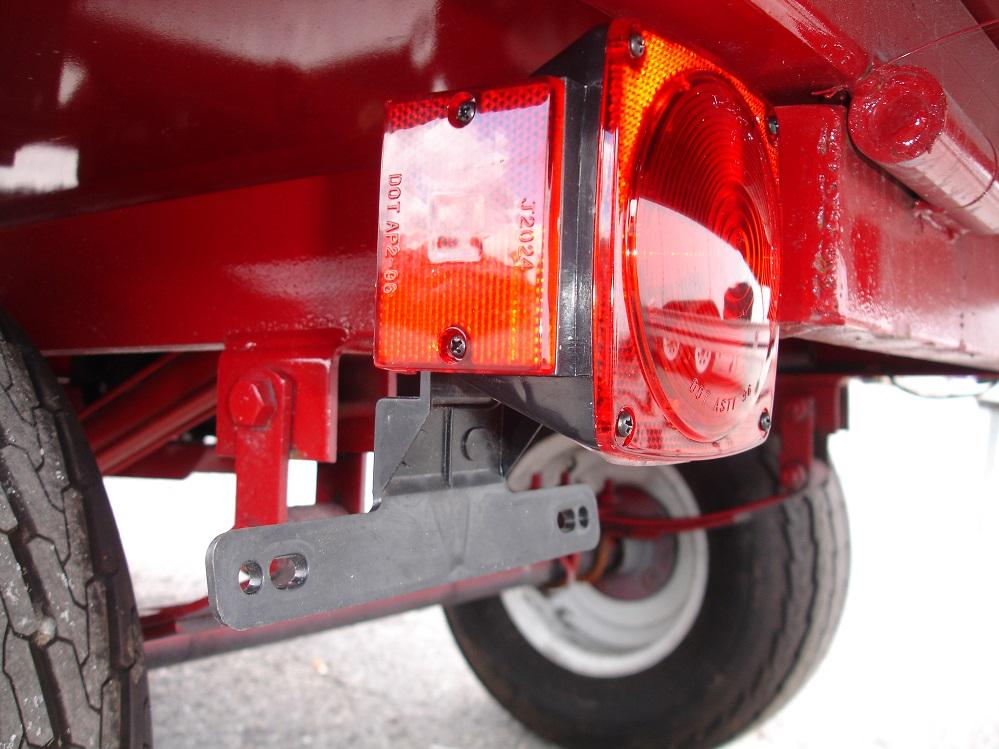 Electric Hydraulic Pump >> Small Dump Trailers - 4' X 6' ATV/UTV Dump Trailers For Sale