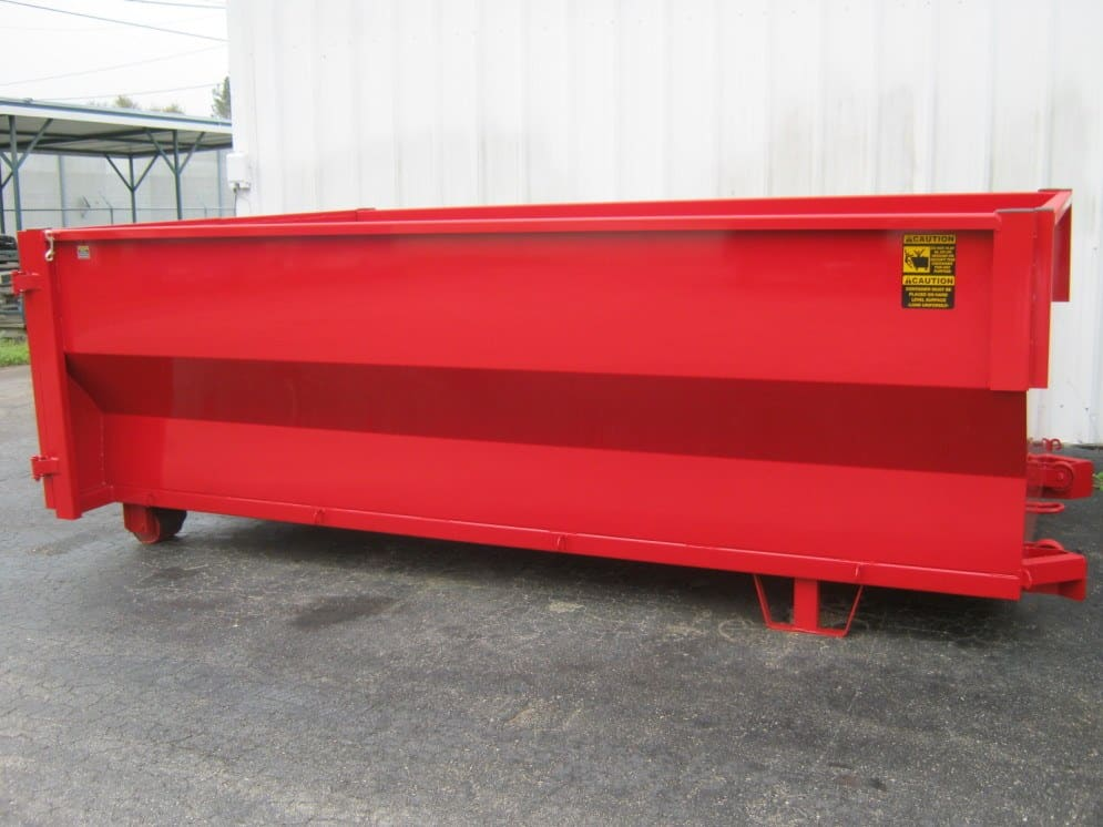 U Dump 12 Yd Roll Off Containers For Sale 2475 Each