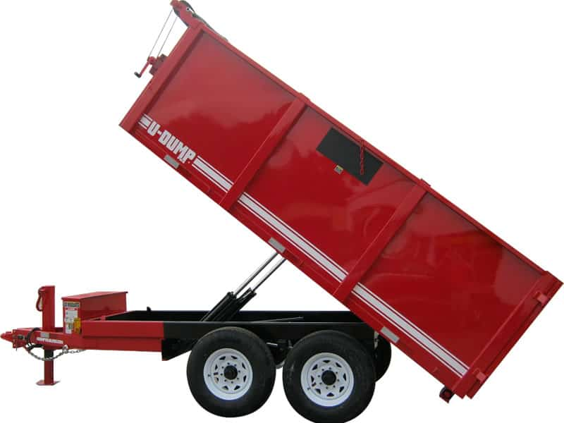 14K High Side Dump Trailer